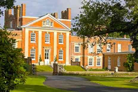Warbrook House - Murder Mystery Evening Package for Two with Option for Overnight Stay with Breakfast - Save 0%