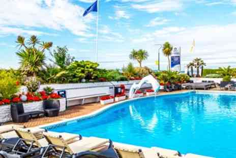 Oceana Hotels - Art Deco Hotel Stay including Dinner - Save 0%