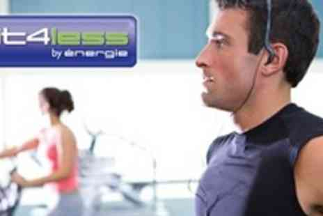 Fit4less - One Month Gym Membership - Save 60%