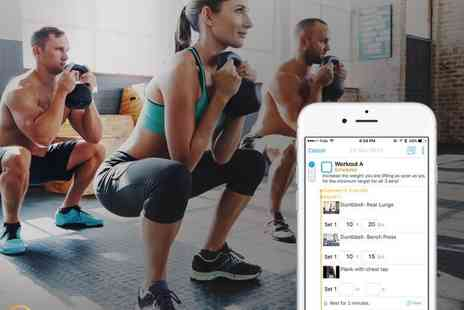 Ultra Fit Solutions - Month of unlimited & bespoke, online personal training plans keeping you keen and lean with videos & more - Save 73%