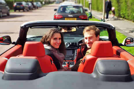 GT Rush - 30 minute Maserati London driving experience - Save 34%