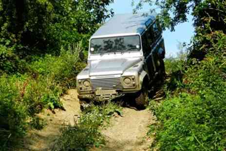 Experience The Country - 60 Minute 4x4 Off Road Driving Experience for up to 3 - Save 30%