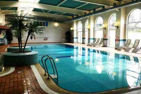 Barnsdale Hall Hotel - Leisure day with floatation therapy treatment and lunch for two - Save 54%