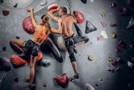 Extreme Ventures - One hour of indoor climbing for one - Save 75%