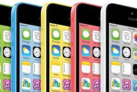Benross Marketing - Refurbished Apple iPhone 5c 16GB or 32GB With Free Delivery - Save 0%