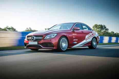 Mercedes Benz World - Ultimate AMG Driving Experience with the Silver Arrows - Save 0%
