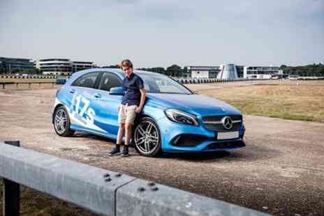 Mercedes Benz World - Young Driver Track Experience at Mercedes-Benz World - Save 0%