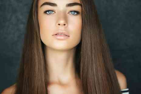 Madiha Hair and Beauty - Cut and Blow Dry with a Deep Condition Treatment - Save 0%