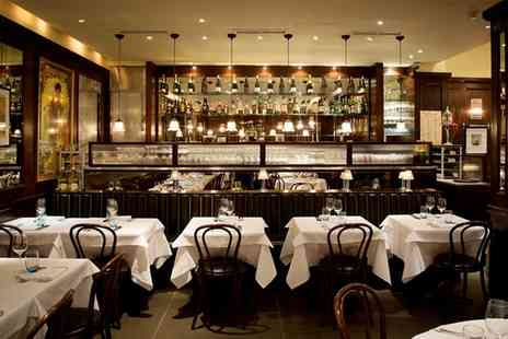 Galvin Bistrot de Luxe - Three Course Lunch or Dinner with Glass of Brut - Save 0%