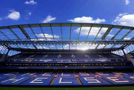 Chelsea Football Club - Chelsea FC Stadium Tour with Museum Entry for One Adult, Adult and Child or a Family - Save 21%