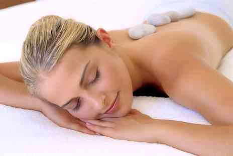 Wild Ginger - 30 or 60 Minute Himalayan Hot Stone Massage with Choice of Specialised Oils - Save 48%
