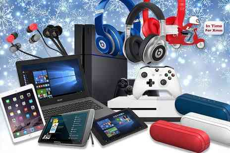 spartanoutlet - Mystery Electronics Deal from Spartan Outlet products include Beats headphones, an Apple iPad Air, an Acer laptop, PlayStation 4, Xbox One and more - Save 0%