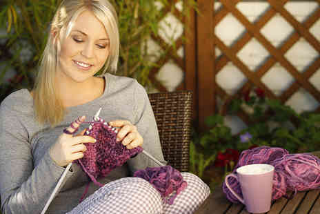 JD Courses - Online knitting course - Save 96%