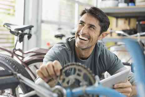 Online City Training - Online Bicycle Maintenance Course - Save 95%