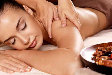 K Levels Photography - Choice of a warming one hour massage - Save 68%