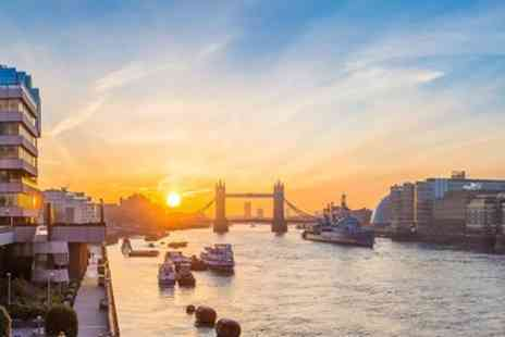 City Cruises PLC - Thames Evening Cruise With Bubbly - Save 31%