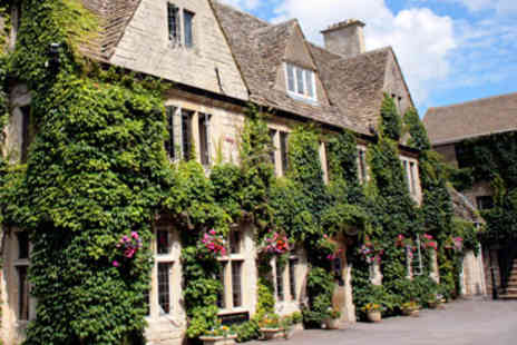 Hatton Court - Hotel Escape with Dinner for Two - Save 10%