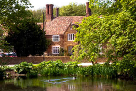 Heacham Manor Hotel - Hotel Escape with Dinner for Two - Save 10%