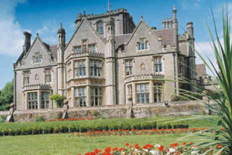 Tortworth Court - Hotel Escape with Dinner for Two - Save 10%