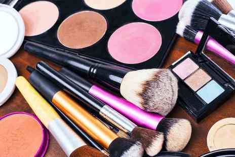 London Academy of Beauty - One day makeup diploma course using MAC and Motives products - Save 84%