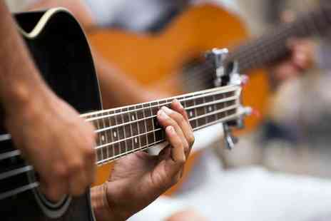 Waithe Studios - Six Weeks of Guitar Group Lessons for One or Two - Save 74%