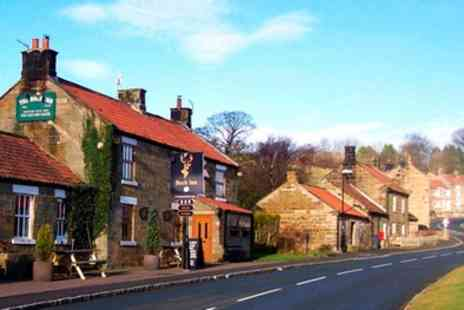 The Buck Inn - One, Two or Three Nights Stay for Two with Breakfast - Save 0%