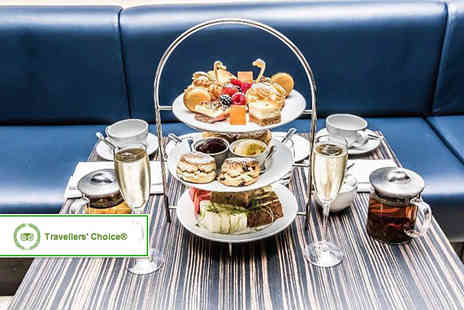 The Montcalm - Afternoon tea for two with a glass of Prosecco each - Save 62%