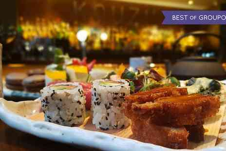 Kouzu - Japanese Afternoon Tea for Two or Four - Save 52%