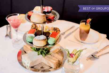 The Cranley - Four Star Afternoon Tea with Optional Prosecco or Champagne for Two - Save 0%