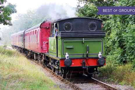 The Wensleydale Railway - The Wensleydale Railway Festive Special Train on 27 December To 1 January - Save 0%