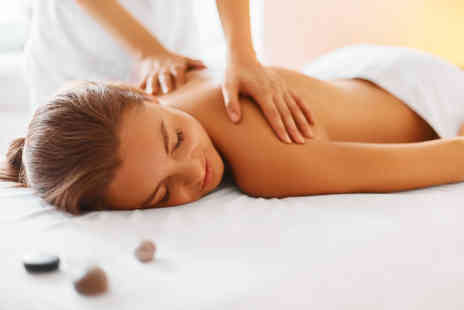 For Him & Her Beauty Clinic - One hour pamper package with massage and facial - Save 62%