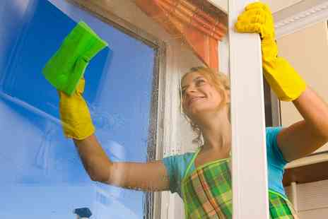 Gleem Windows - Window Cleaning Service for Up to 15 Windows - Save 0%