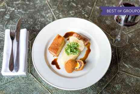 The Crazy Bear - English or Thai Two or Three Courses - Save 47%