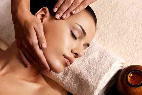 Soulskins - 30 Minute Back, Neck, Shoulder and Head Massage with a 30 Or 75 Minute Facial - Save 71%