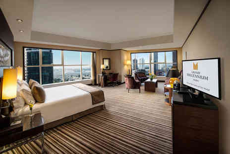 Grand Millennium Dubai - Five Star 5 nights Stay in a Business Suite - Save 50%