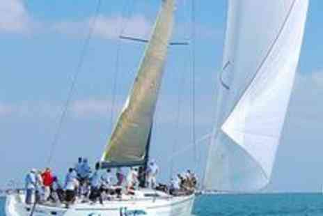 Global Sailing - Day of sailing in Southampton, including pick up and breakfast on board - Save 67%