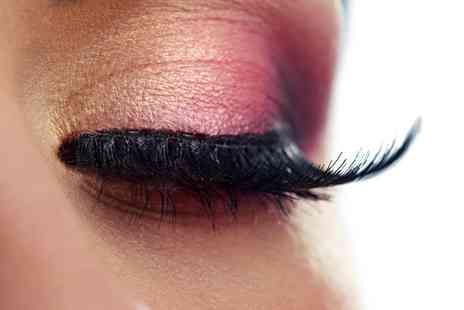 Classy Claws - Semi Permanent Eyelash Extensions with Optional Lash Tint and Brow Shape - Save 61%