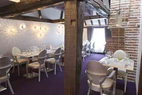 Hengist - Three Course Meal for Two or Four - Save 41%