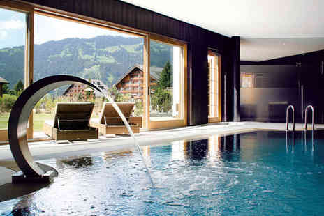 Chalet RoyAlp Hotel & Spa - Five Star 7 nights Stay in a Royalp Executive Room or Junior Suite, park view and Breakfast - Save 74%