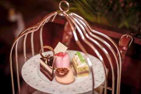Sheraton - Signature Bird Cage Afternoon Tea for Two - Save 0%
