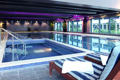 Village Hotel Club - Spa day for one including two treatments - Save 44%