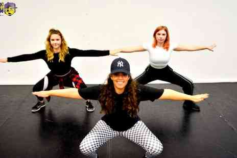 Upside Down Dance Academy - Five dance fitness classes - Save 85%