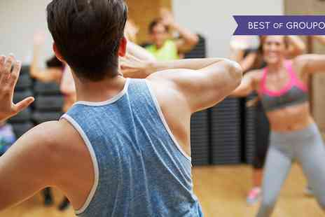Move GB - Five Gym Passes - Save 83%