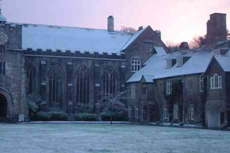 Dartington Hall - One or Two Nights Stay for Two with Breakfast and 15% Food Discount - Save 0%