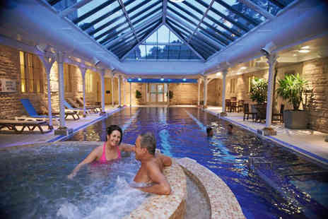 Thoresby Hall - Deluxe spa day for two including a light two course lunch - Save 51%