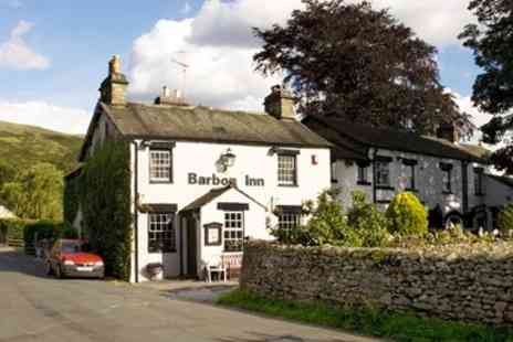 The Barbon Inn - Two Night 17th Century Inn Stay with Meals - Save 54%