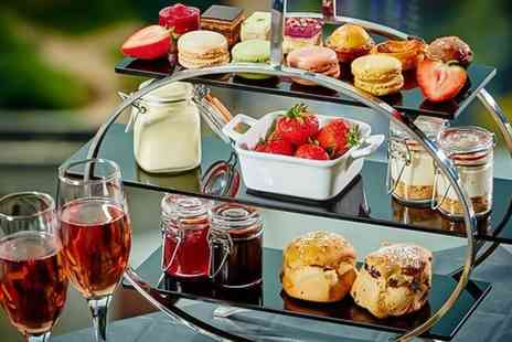 Marco Pierre White Chester - Afternoon Tea with Prosecco for Two or Four - Save 30%
