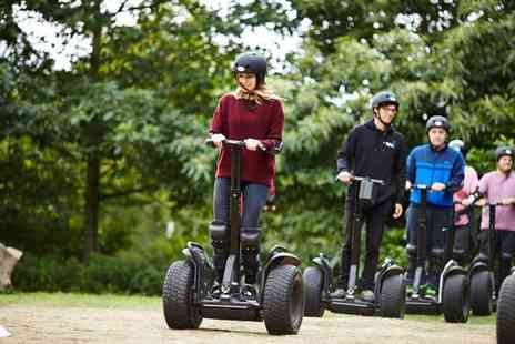 Segway Events - Weekday Segway experience for one - Save 30%