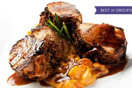 The Dusty Miller - Two Course Meal with a Glass of Prosecco for Two or Four - Save 38%