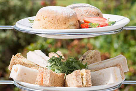 Bartley Lodge - Afternoon Tea for Two - Save 0%